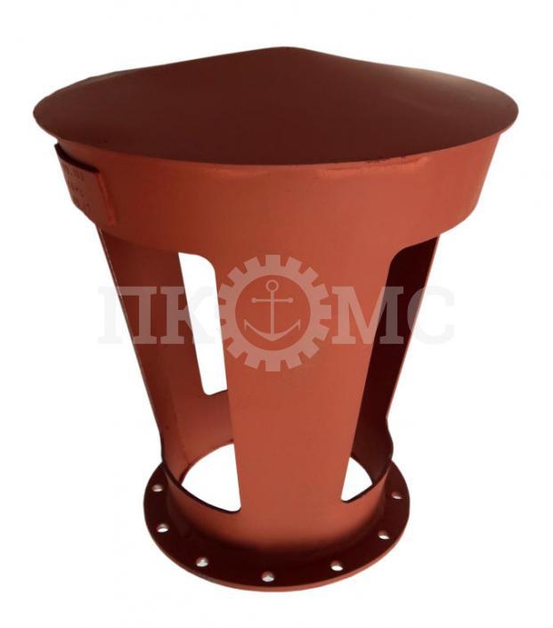 Головки вентиляционные приточные стальные типа ТН